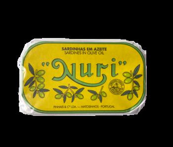 Nuri Sardinen in Olivenöl