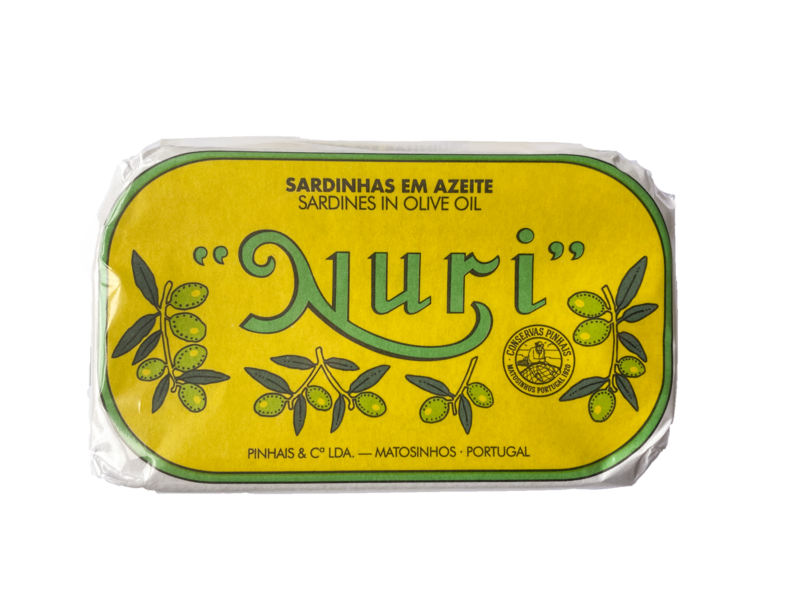 Nuri Sardines in Olive Oil