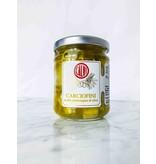 Baby Artisjokkenharten op extra vierge olijfolie
