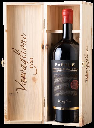 Papale 'Linea Oro' | Primitivo di Manduria DOP | Magnum - House of Taste