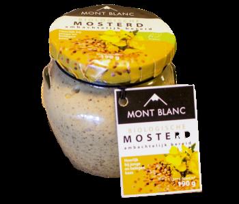Mont Blanc Mustard