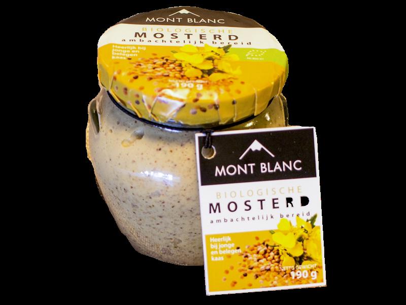Mont Blanc Bio Senf
