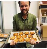 Edwin Klaasen Filled Cookies by Edwin Klaasen