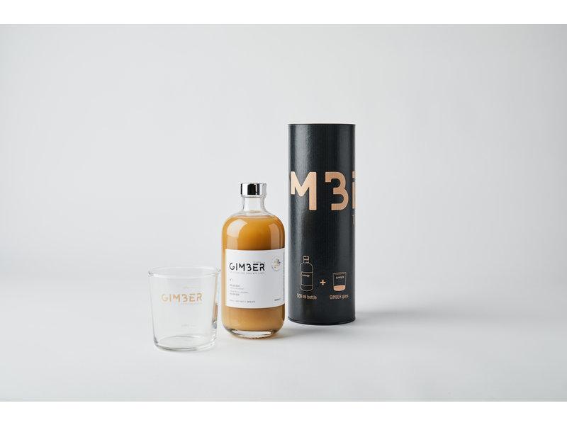 Gimber Gimber 500ml + Glaswerk