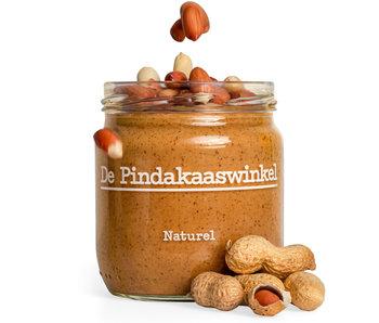 natürliche Erdnussbutter