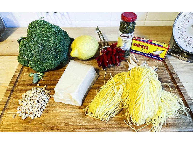 Pasta Pura Verse Linguini van durum tarwe