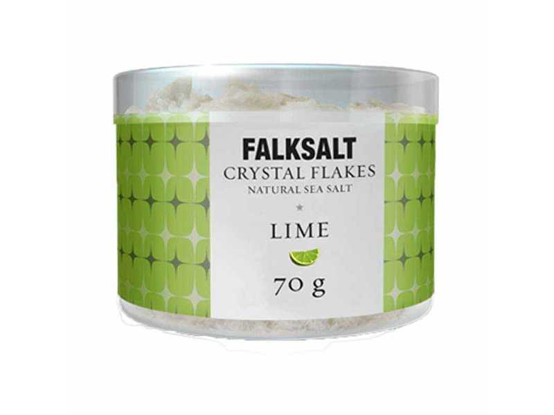 Falksalt Lime Salt Flakes