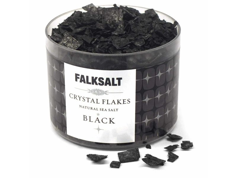 Falksalt Zwarte Zout Vlokken