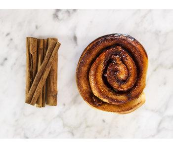 Cinnamon buns - Nur fur Leeuwarden. Niederlande