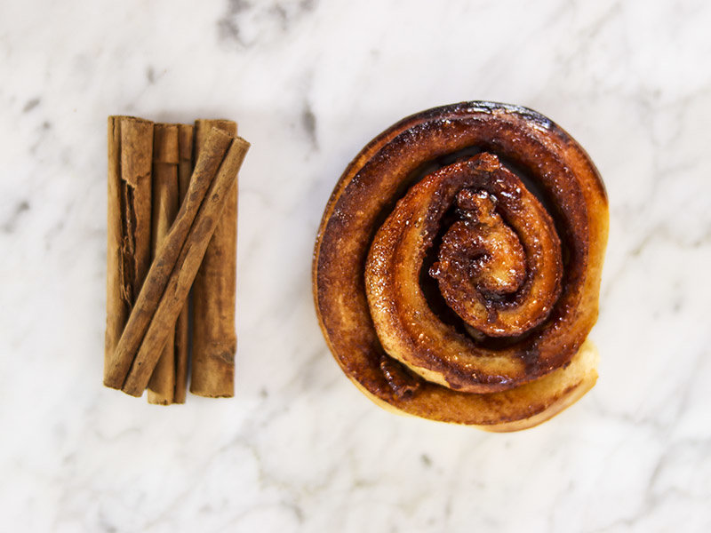 Cinnamon buns - Only for Leeuwarden, the Netherlands