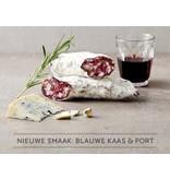 Brandt & Levie Trockenwurst Blauwe käse & Port