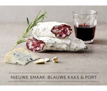 Brandt & Levie Blauwe kaas & Port