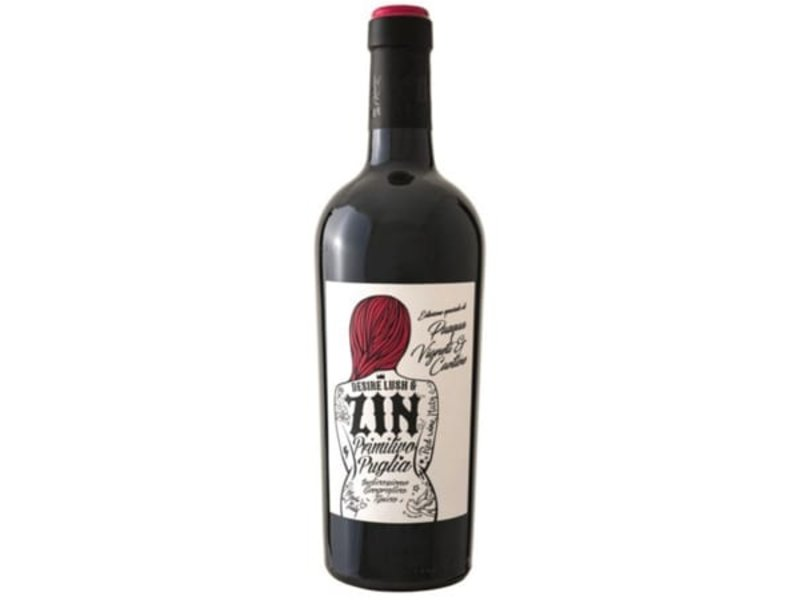 Desire Lush & Zin  - Primitivo Puglia
