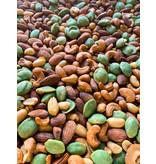Wasabi nut mix