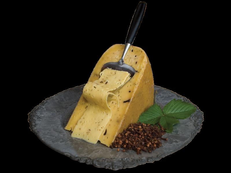 De Nylander Friesian Clove Cheese Matured Aged