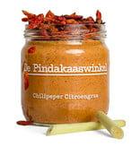 Chilipeper Citroengras Pindakaas