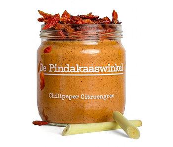 Chili Pepper Zitronengras Erdnussbutter