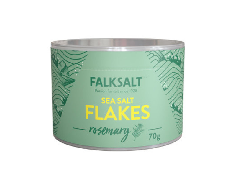 Falksalt Falksalt Rozemarijn 70gr
