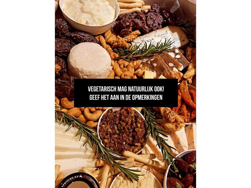 Taste Pakket Borrelplank Groot