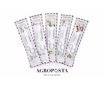 Agroposta Holunderblüten-Sirup-Beutel