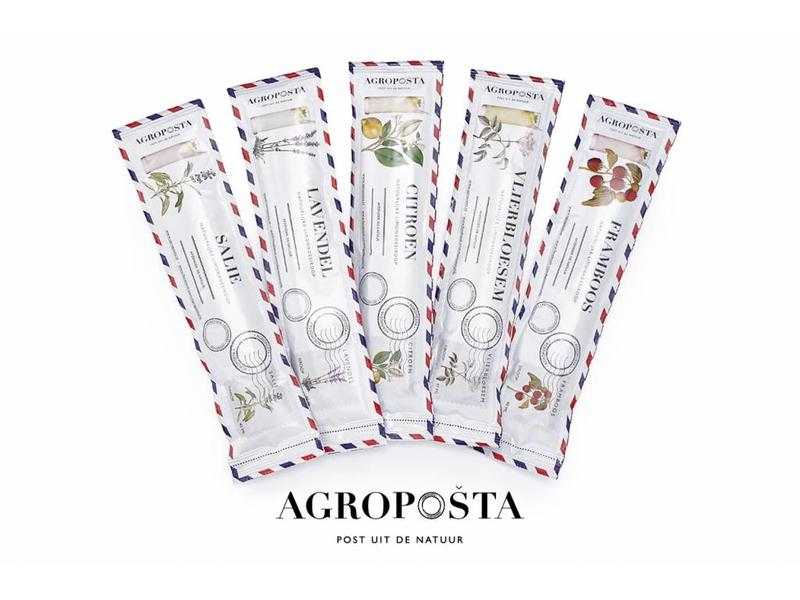 Agroposta Citroen Siroop Sachet