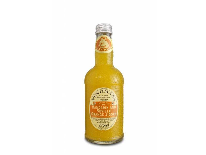 Fentimans Mandarin en Seville Orange Jigger