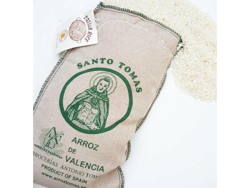 Santo Tomas Paella Reis