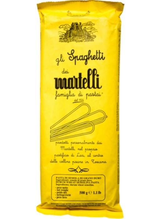 Martelli Spaghetti - Martelli-pasta