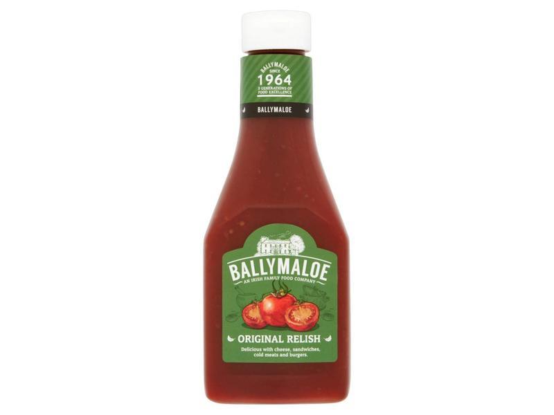Ballymaloe Original Relish - Squeeze Bottle