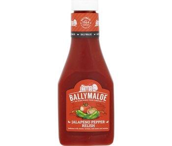 Ballymaloe Jalapeno Pepper Relish - Squeeze
