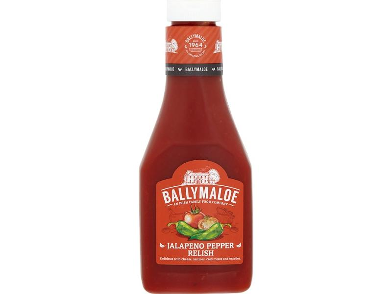 Ballymaloe Pepper Relish - Knijpfles