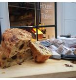 Desemenzo Feestbrood, amandelspijs, amarena kersen en een vleugje banketbakkers room!