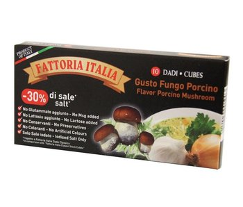 Fattoria Italia Funghi Porcini Bouillon