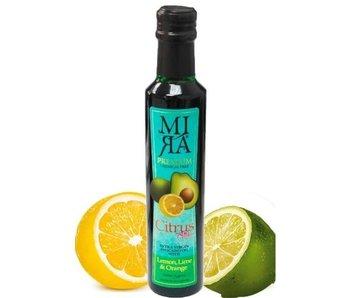 Avocado Citrus Olie Mira