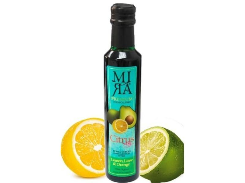 Avocado Citrus Olie - Citrus Joy
