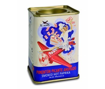 El Avion Smoked Hot Paprika