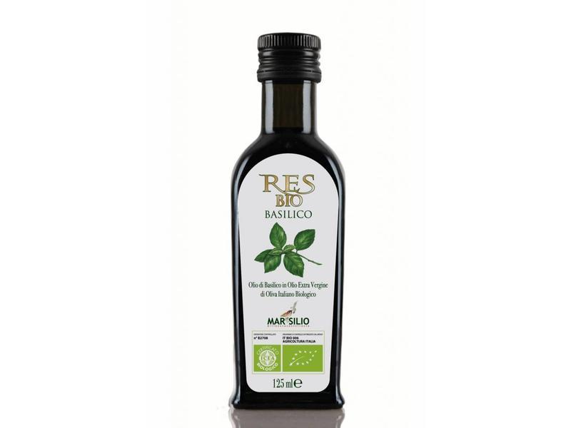 Basilikum-Olivenöl (RES)
