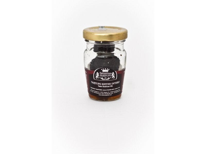 Summer truffle in a jar