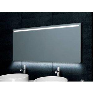 Spiegel 160x60  Led condensvrije spiegel