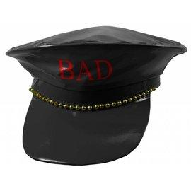 Foute Zwarte Lak Bad Pet