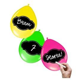 Persoonlijke Neon Ballonnen