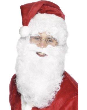 Kerstman Baard 28cm lang