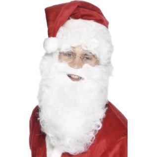 Kerstman Baard en Snor 28cm lang