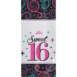 Sweet 16 Uideelzakjes Snoepzakjes