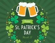 St. Patrick's Day Versiering