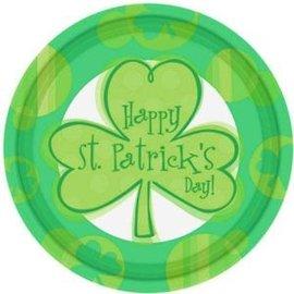 Happy Shamrocks St. Patrick's Day Borden