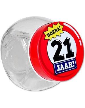 Candy Jar 21 Jaar