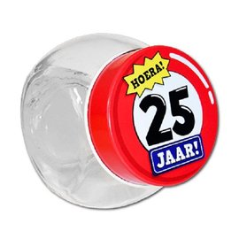 Candy Jar 25 Jaar