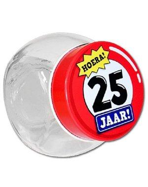 Candy Jar 25 Jaar