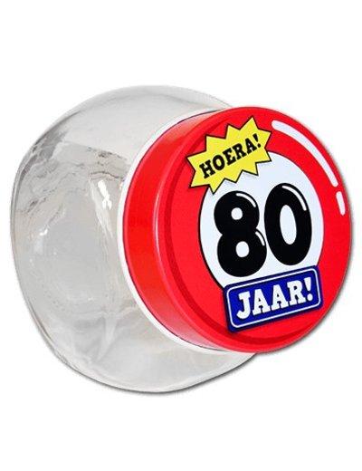 Candy Jar 80 Jaar